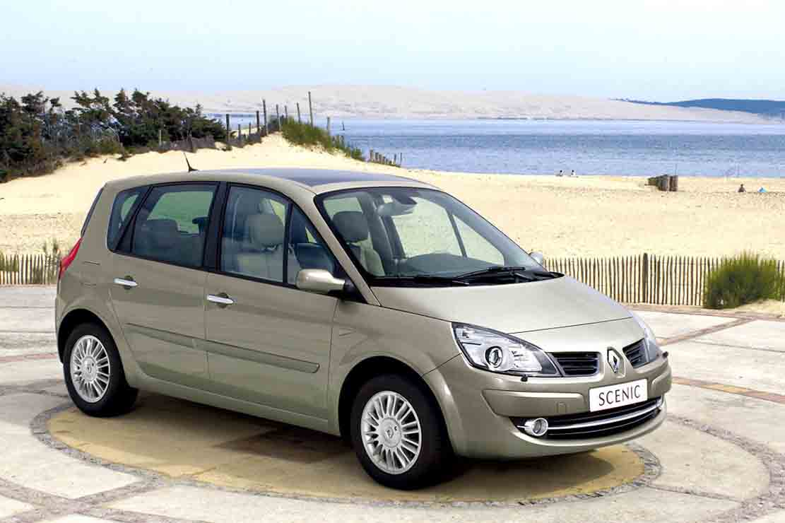 tuning renault scenic ii images. Black Bedroom Furniture Sets. Home Design Ideas